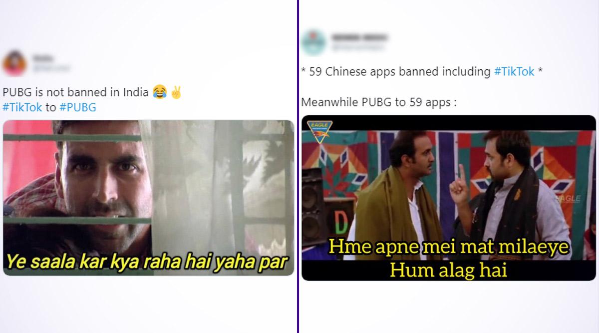 Tiktok App Ban Memes Atrendhub