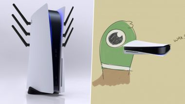 Ps5 New Look Inspires Funniest Memes From Wifi Router To Duck S