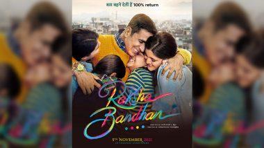 Raksha Bandhan: Akshay Kumar Announces His Upcoming Film on the Celebration of the Brother-Sister Bond On the Festive Occasion of Raksha Bandhan 2020