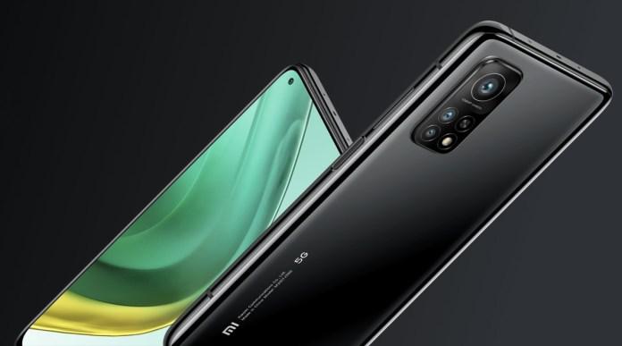 Xiaomi Mi 10T सीरीज