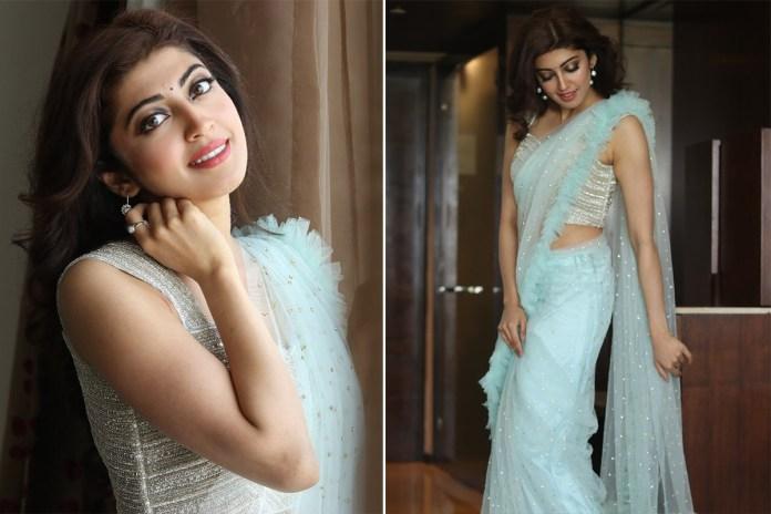 प्रणिता सुभाष फैशन मोमेंट्स