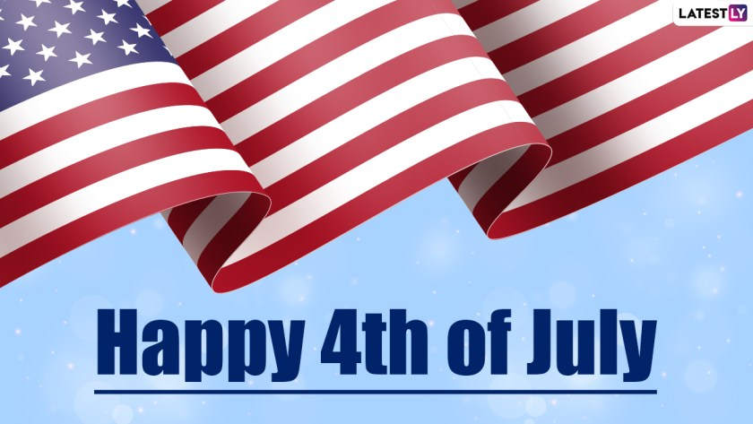 Fourth of July 2021 Images & HD Wallpapers for Free Download Online: Wish Happy 4th of July With WhatsApp Stickers, GIF Greetings and Facebook Quotes | 🙏🏻 LatestLY