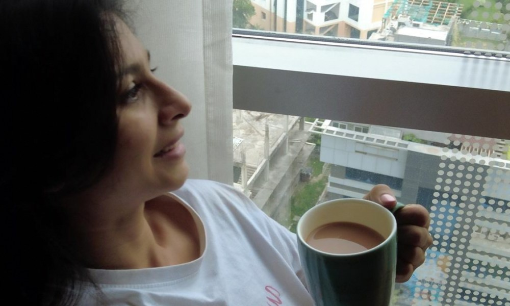 For Tanisha Mukerji Tea-Time Is Always A Good Time (See Pics) | 🎥 LatestLY