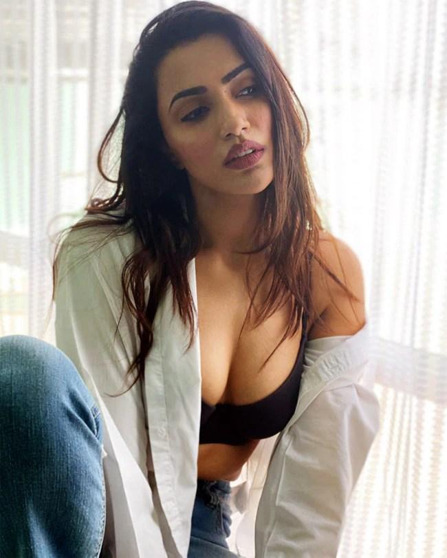 Akshara Gowda's Saree Game is on Point
