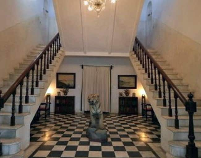 Sneak-peek Into The Pataudi Palace, The Luxurious Mansion