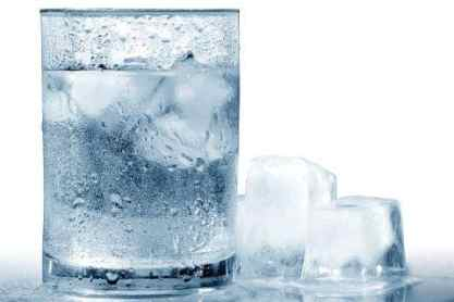What drinking cold water does to your body will shock you ...