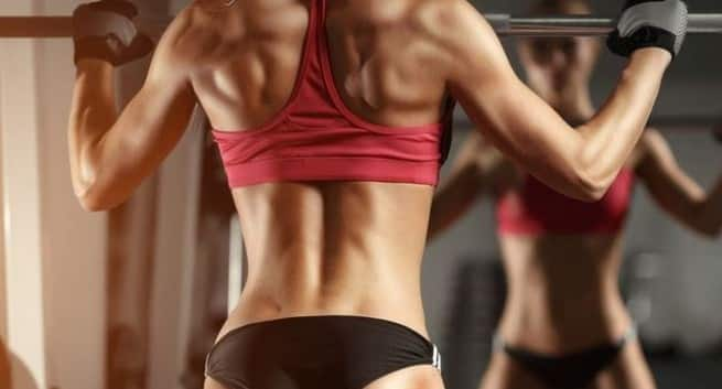 Fitness-Reasons you cannot lose your back fat even after spending hours at gym-THS