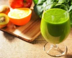 野菜ジュース 肌 きれい