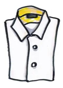 白い服 黄ばみ 落とし方