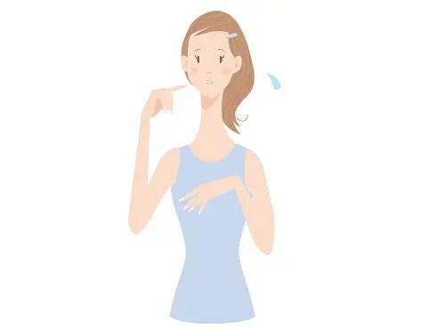 顔 乾燥 粉ふき