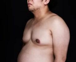 ダイエット 男 胸