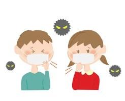 インフルエンザ 家族感染