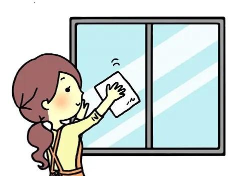 窓 掃除 頻度