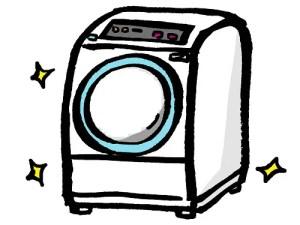洗濯物 ほこり 取り方