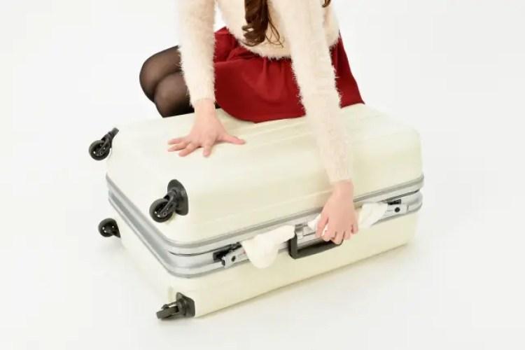 旅行 荷物 詰め方 減らす