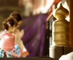 神社 お参り 参拝 初詣 願い事 複数