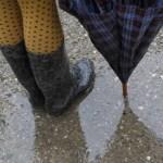濡れた靴を早く乾かす方法とニオイも防ぐおすすめのグッズ