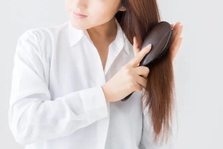 髪 絡まり ひどい 原因 対策
