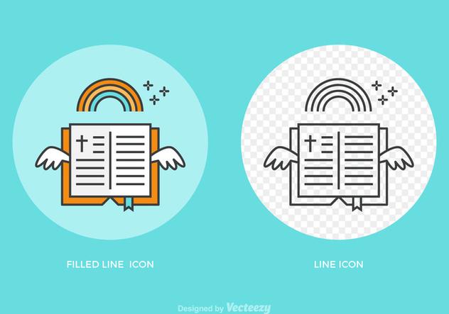 Descargar Vector Icono De Vector De Línea Libre De La