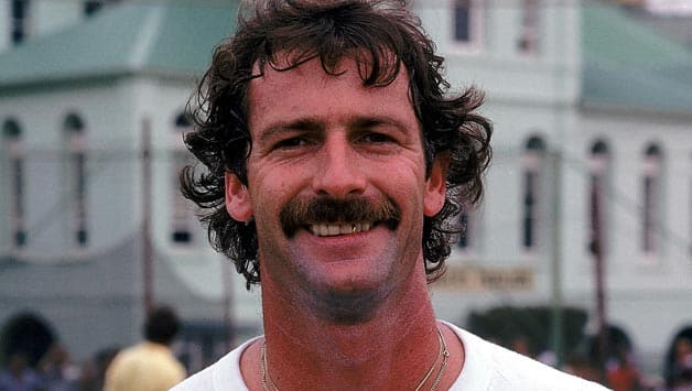 Dennis Lillee: A template for fast bowling greatness - Cricket Country