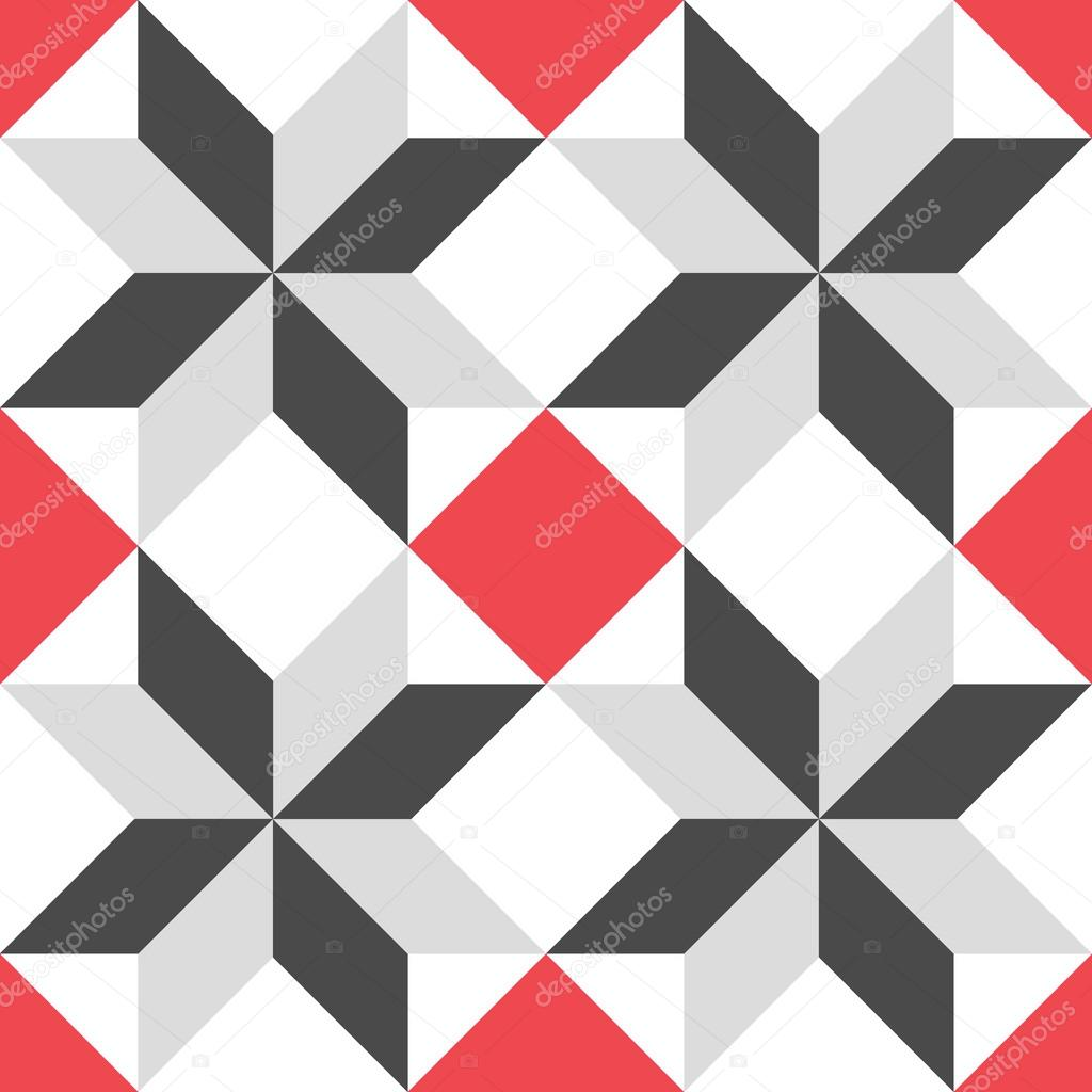 hydraulic vintage cement tiles vector image by c portokalis vector stock 72709445