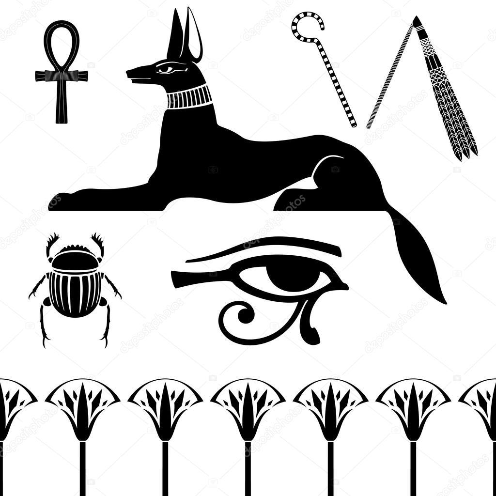 Ancient Egypt Symbol