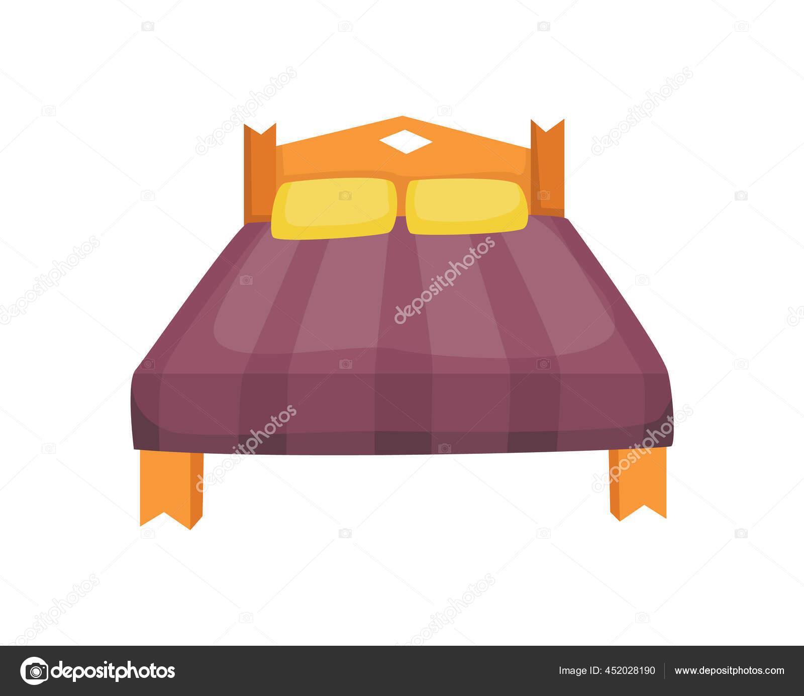https depositphotos com 452028190 stock illustration bed cartoon vector illustration of html
