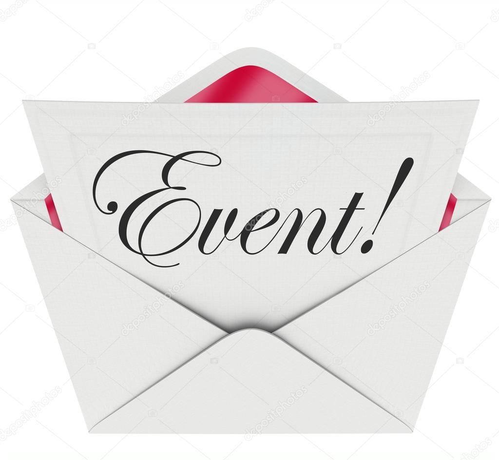 Evento Parola Invito Busta Speciale Accesso Vip Ammissione