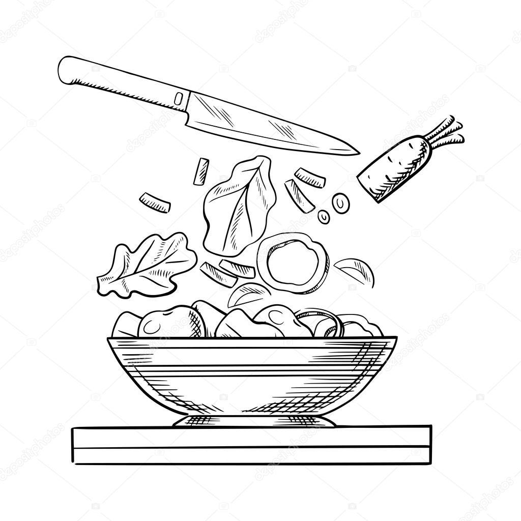Clipart Lettuce