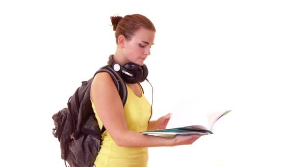 Jóven Estudiante y Trabajadora