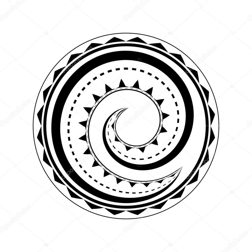 Tribal Celtic Symbol For Family