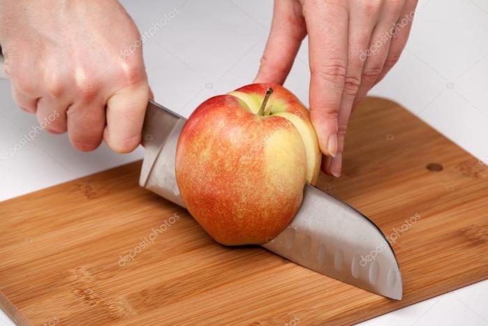 「果物ナイフ りんご」の画像検索結果