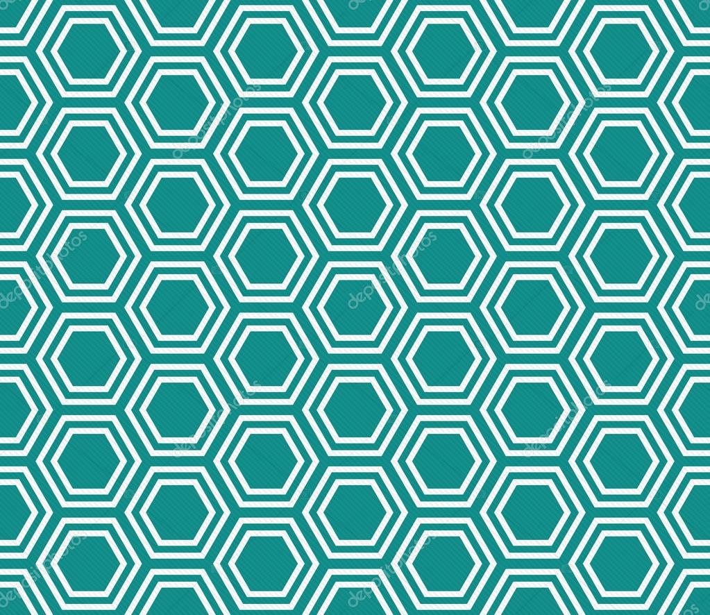 teal and white hexagon tiles pattern repeat background stock photo image by c karenr 56585641