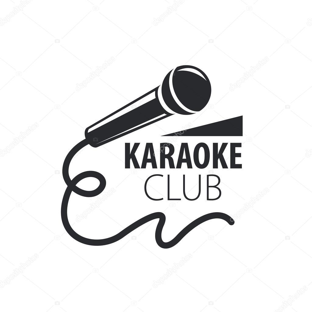 Vectoriel Logo Karaoke
