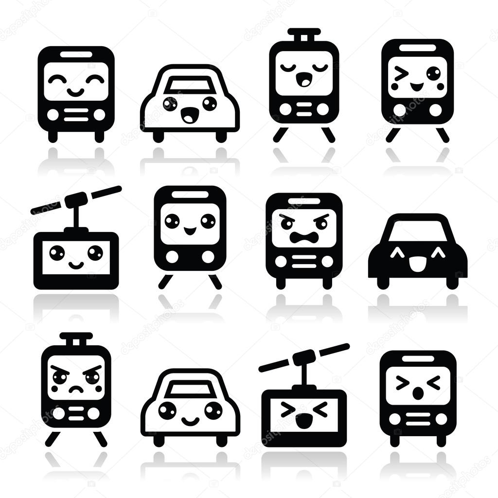 Kawaii Cute Icons