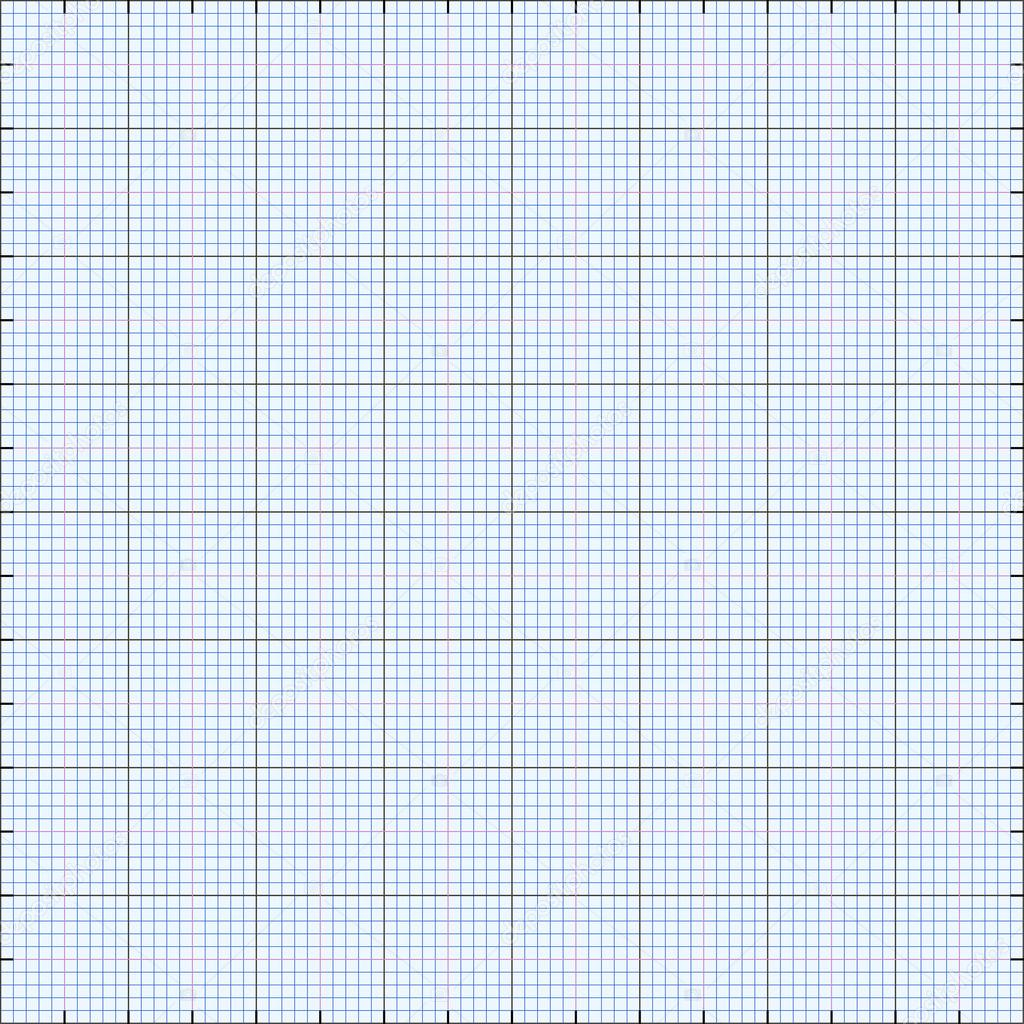 Graph Paper Grid Background