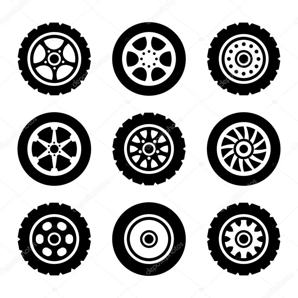 Car Ac Icons