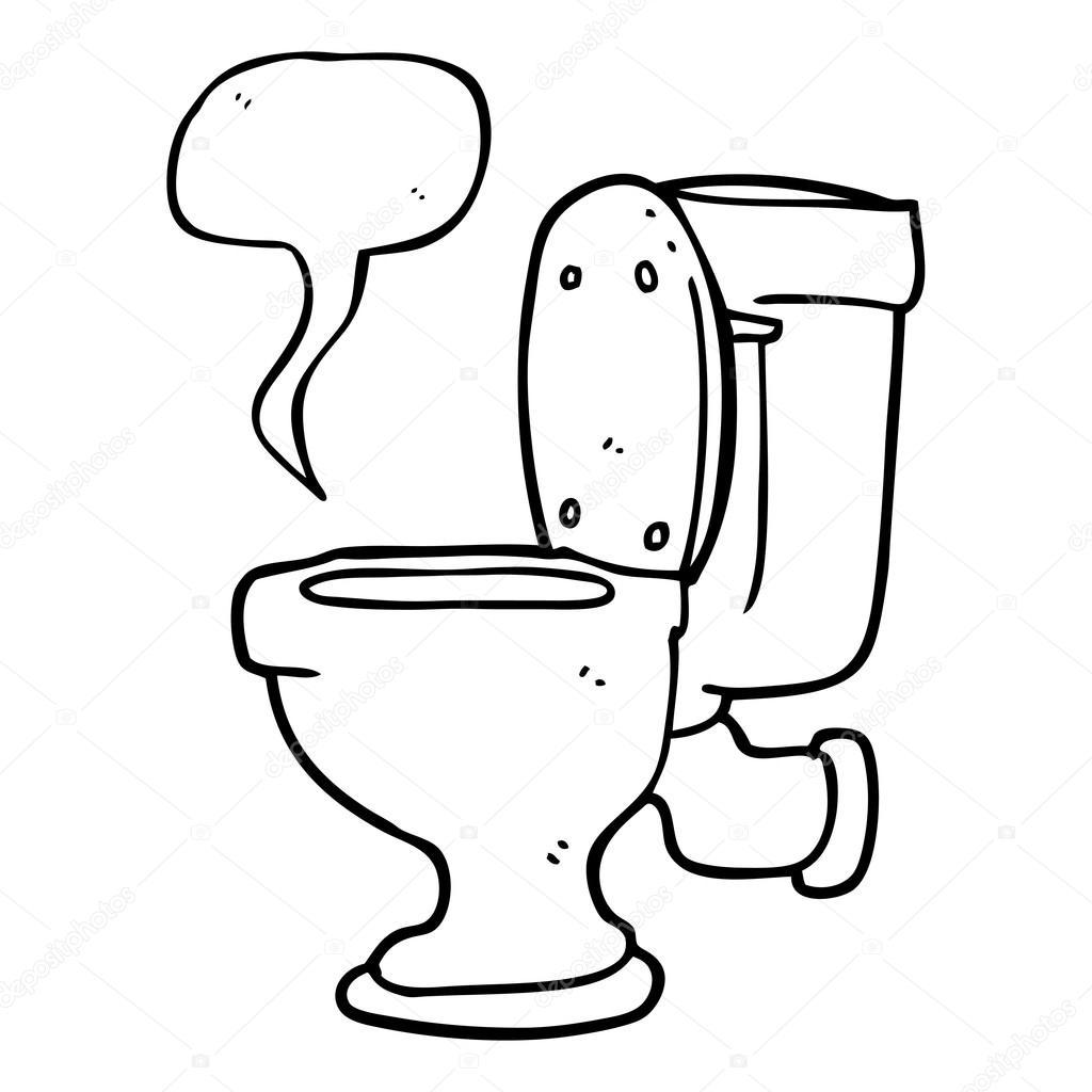 Clipart Toilet