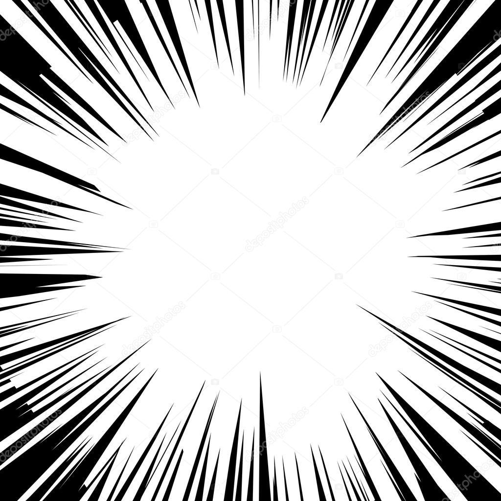 Explosion Comica Ilustracion De Vector Elemento De