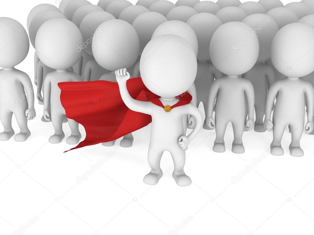 Resultado de imagen para lider valiente