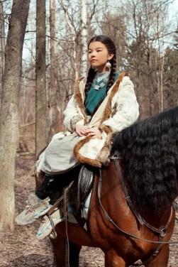 Mongolian Women