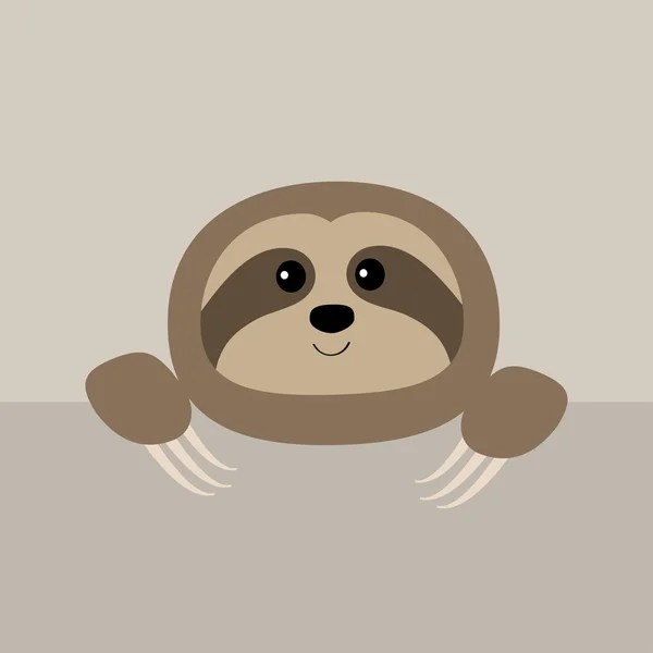 Sloth Stock Vectors Royalty Free Sloth Illustrations