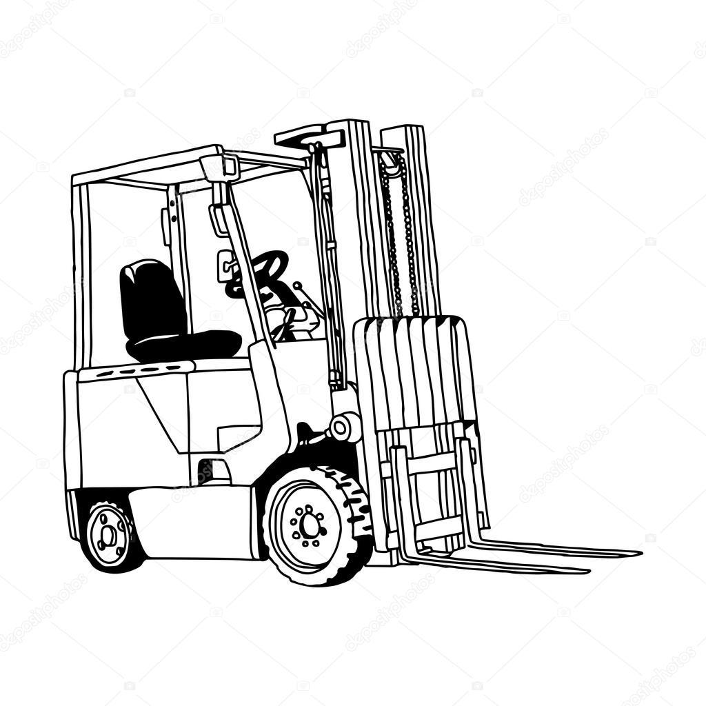 Nissan Forklift Serial Location
