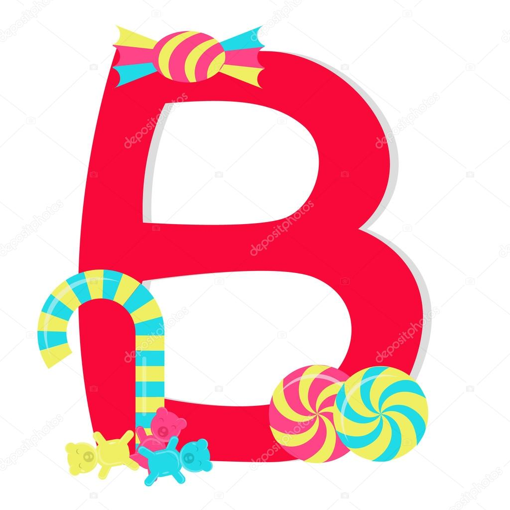 Fancy Letter B Designs