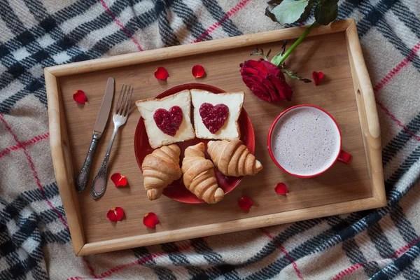 petit dejeuner romantique images libres