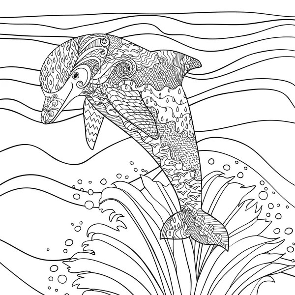 Áˆ Fish To Color Stock Images Royalty Free Fish Coloring Page Pictures Download On Depositphotos