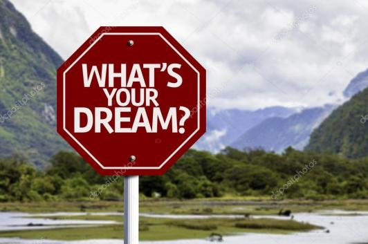 Image result for whats your dream?