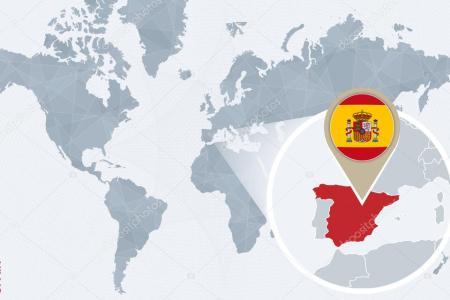 spain in world map » ..:: Edi Maps ::.. | Full HD Maps