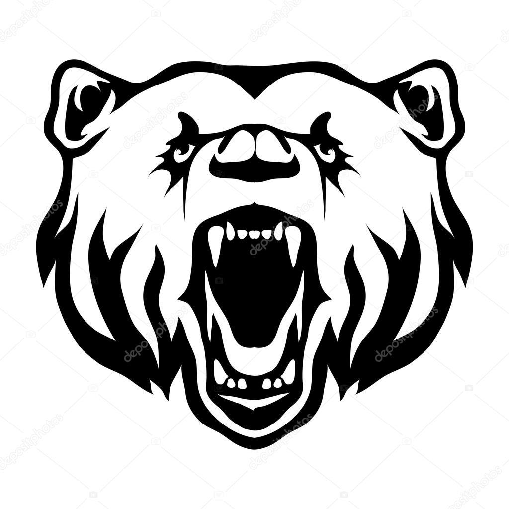 Wild Bear Logo