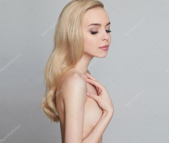 Beautiful Young Naked Woman Stock Image